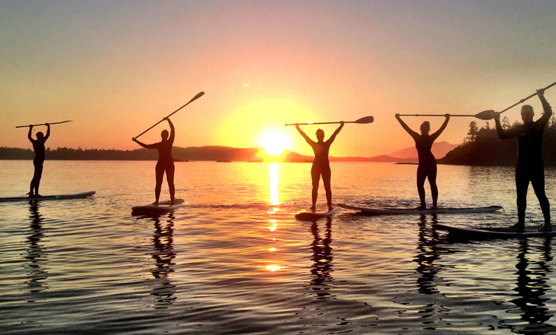 Curso de SUP - Stand Up Paddle Surf en Tarragona